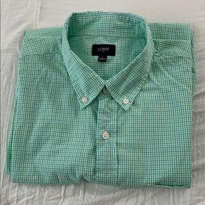 Never worn! JCrew collar shirt